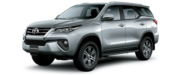 FORTUNER 2.7G 4x4 AT